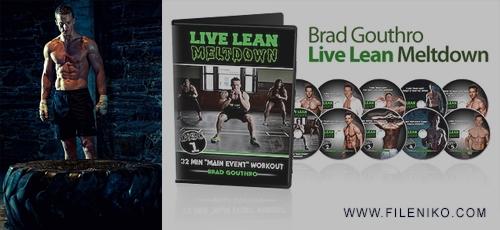 Untitled 15 - دانلود Brad Gouthro Live Lean Meltdown فیلم آموزشی بدنسازی در خانه