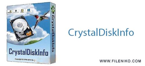 Untitled 33 - دانلود CrystalDiskInfo 8.2.4 نمایش اطلاعات و مشخصات هارد دیسک