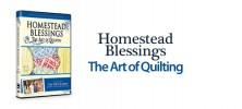 Untitled 34 222x100 - دانلود Homestead Blessings: The Art of Quilting فیلم آموزشی دوخت روتختی