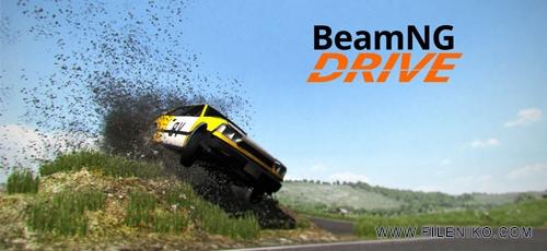 beamngdrive - دانلود بازی BeamNG drive The 2020 Winter برای PC