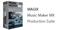 production 222x100 - دانلود MAGIX Music Maker MX Production Suite 18.0.3.0 - ساخت و میکس موزیک
