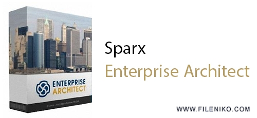 spr - دانلود Sparx Systems Enterprise Architect 14.0.1422 Ultimate طراحی نمودارهای UML