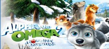 Alpha and Omega 2 222x100 - دانلود انیمیشن Alpha and Omega 2: A Howl-iday Adventure الفا و امگا 2 دوبله فارسی دو زبانه
