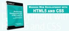 HTML5 and CSS 222x100 - دانلود دوره آموزشی اچ تی ام ال و سی اس اس برای ساخت وب سایت مدرن
