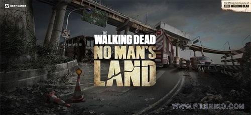The Walking Dead No Mans Land - دانلود The Walking Dead No Man's Land v2.8.0.13  بازی سریال مردگان متحرک اندروید همراه با دیتا + نسخه مود