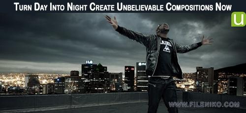Udemy2 - دانلود Udemy Turn Day Into Night Create Unbelievable Compositions Now فیلم آموزش ارائه ترکیبات باورنکردنی توسط فتوشاپ