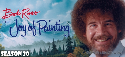 dfSDsdfsfdfd - دانلود The Joy of Painting مجموعه فیلم های لذت نقاشی با باب راس  فصل بیستم