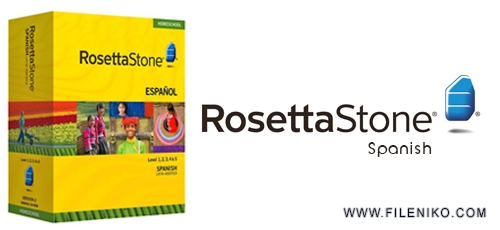 rosetta stone spanish - دانلود Rosetta Stone Spanish آموزش زبان اسپانیایی