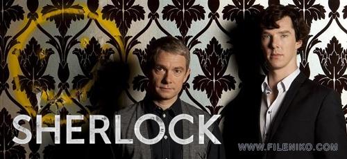 sherlock1 - دانلود سریال شرلوک - Sherlock فصل اول با زیرنویس فارسی