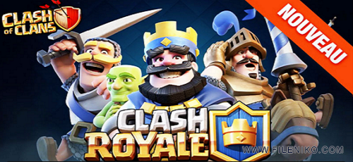 دانلود Clash Royale 3.2.1 آخرین نسخه بازی کلش رویال برای اندروید