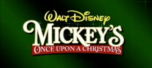 Mickey 222x100 - دانلود انیمیشن میکی و کریسمس – Mickey's Once Upon a Christmas دوبله دو زبانه