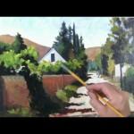 Step 5 Define Shapes in Oils.MP4 snapshot 03.01 2016.02.02 02.35.57 150x150 - دانلود فیلم آموزش نقاشی از آکریلیک تا روغنی با استفاده از ۵ روش ساده