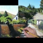 Step 5 Define Shapes in Oils.MP4 snapshot 11.40 2016.02.02 02.36.05 150x150 - دانلود فیلم آموزش نقاشی از آکریلیک تا روغنی با استفاده از ۵ روش ساده