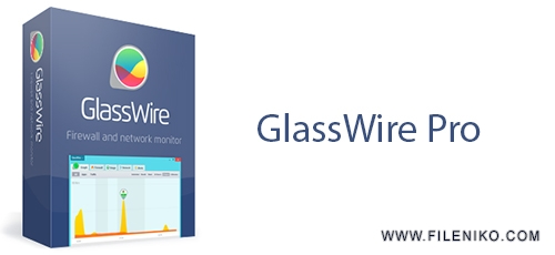 Untitled 3 - دانلود GlassWire Pro 2.1.152 مانیتورینگ و کنترل فعالیت های شبکه