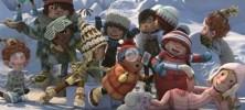 snowtime 1 222x100 - دانلود انیمیشن Snowtime 2015 با دوبله فارسی