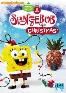 Its A SpongeBob Christmas DVD 213x300 - دانلود انیمیشن کریسمس باب اسفنجی – It's a SpongeBob Christmas