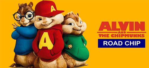 alvin - دانلود انیمیشن Alvin and the Chipmunks: The Road Chip با دوبله فارسی