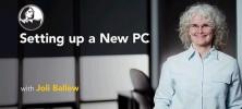 pc 222x100 - دانلود فیلم آموزش راه اندازی سیستم جدید