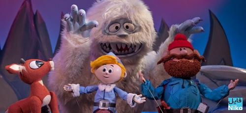 rou - دانلود انیمیشن رودلف، گوزن بینیقرمز – Rudolph, the Red-Nosed Reindeer