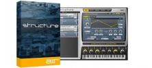 AIR Music Technology Structure Cover 222x100 - دانلود AIR Music Technology Structure v2.0.7-R2R وی اس تی برای آهنگ سازی