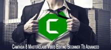 Camtasia 8 Masterclass 222x100 - دانلود Udemy Camtasia 8 Masterclass Video Editing Beginner To Advanced فیلم آموزش جامع Camtasia 8 از مبتدی تا پیشرفته