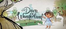 Dora in Wonderland 222x100 - دانلود انیمیشن سینمایی Dora in Wonderland