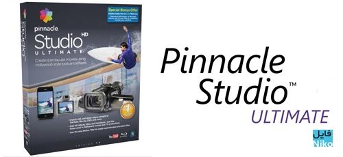 Pinnacle Studio Ultimate - دانلود Pinnacle Studio Ultimate 21.5.0.274 نرم افزار ویرایش فیلم به همراه Bonus Content
