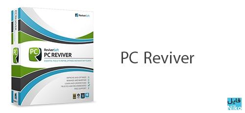 Untitled 4 1 - دانلود PC Reviver 3.7.0.26 رفع مشکلات و بهینه سازی ویندوز