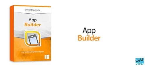 Untitled 5 3 - دانلود App Builder v2020.35 نرم افزار ساخت اپلیکشن موبایل بدون کدنویسی