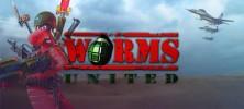 Worms.United 222x100 - دانلود بازی Worms برای PC
