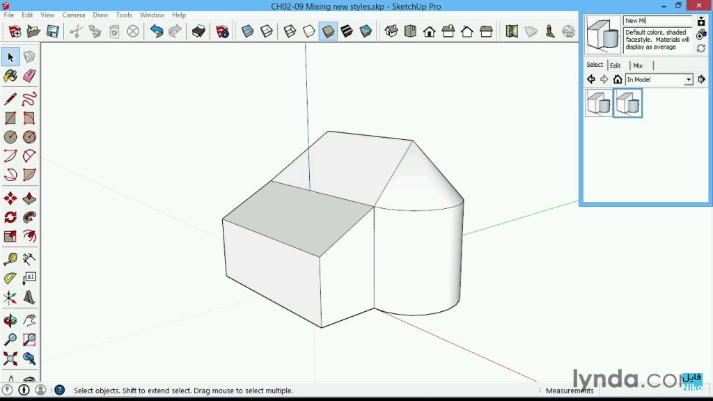 sketchup & layout for architecture pdf