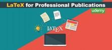Publications 222x100 - دانلود Udemy LaTeX for Professional Publications  دوره آموزشی لاتکس