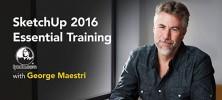 Training 222x100 - دانلود SketchUp 2016 Essential Training - آموزش اسکچاپ، نرم افزار مدل سازی سه بعدی