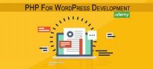 Udemy 222x100 - دانلود دوره آموزشی پی اچ پی برای وردپرس - Udemy PHP For WordPress Development