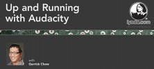 Untitled 1 42 222x100 - دانلود Lynda Up And Running With Audacity آموزش Audacity نرم افزار ویرایش فایل های صوتی