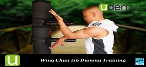 Untitled 1 - دانلود Wing Chun 116 Dummy Training فیلم آموزشی دفاع شخصی