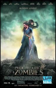 دانلود فیلم سینمایی Pride and Prejudice and Zombies با زیرنویس فارسی اکشن ترسناک عاشقانه فیلم سینمایی مالتی مدیا مطالب ویژه