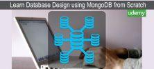 mongo 222x100 - دانلود Udemy Learn Database Design using MongoDB from Scratch دوره آموزشی طراحی پایگاه داده با مونگو دی بی