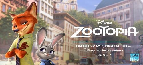 zootapia - دانلود انیمیشن Zootopia 2016 زوتاپیا با دوبله فارسی