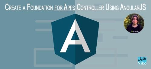 AngularJS - دانلود فیلم آموزش ساخت یک دستورالعمل برای برنامه ها توسط AngularJS
