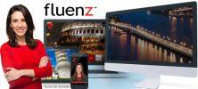 Fluenz. 222x100 - دانلود Fluenz Italian F2 نرم افزار آموزش زبان ایتالیایی