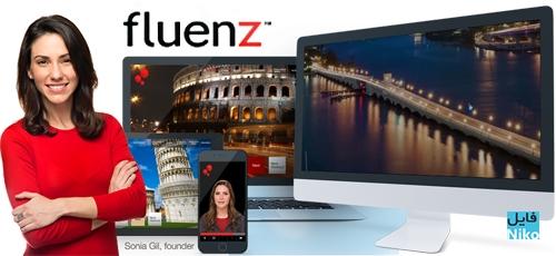 Fluenz. - دانلود Fluenz Italian F2 نرم افزار آموزش زبان ایتالیایی