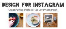 Image 222x100 - دانلود Design For Instagram Creating the Perfect Flat Lay Image آموزش طراحی تصاویر خلاقانه برای اینستاگرام