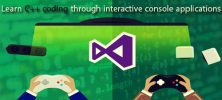 Learn C coding through interactive console applications 222x100 - دانلود Udemy Learn C++ coding through interactive console applications آموزش سی پلاس پلاس از طریق برنامه های محاوره ای کنسول
