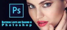 Photoshop 222x100 - دانلود Skillshare Mastering Lights and Shadows in Photoshop - آموزش تنظیم نور و سایه در فتوشاپ