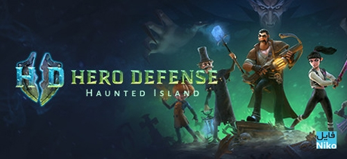 Untitled 1 8 - دانلود بازی Hero Defense Haunted Island برای PC