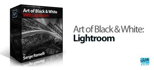 light - دانلود Photoserge Art of Black & White: Lightroom - آموزش ویرایش عکس های سیاه و سفید در لایت روم
