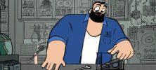 papa 222x100 - دانلود انیمیشن کوتاه پدر – Papa