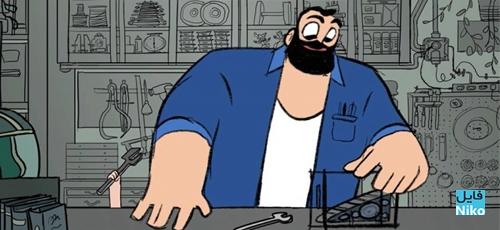 papa - دانلود انیمیشن کوتاه پدر – Papa