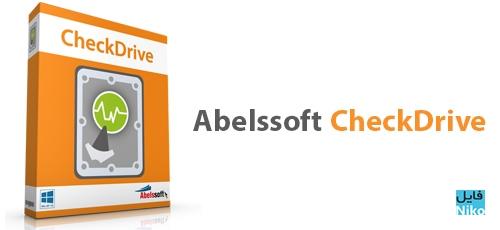Abelssoft CheckDrive - دانلود Abelssoft CheckDrive 2019.1.31 نرم افزار رفع خطاهای هارد دیسک